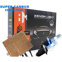 Xenon kit Smart Can-Bus 12V 55W H7 6000K