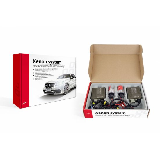 Xenon kit Can-Bus 24V HB4 (9006)