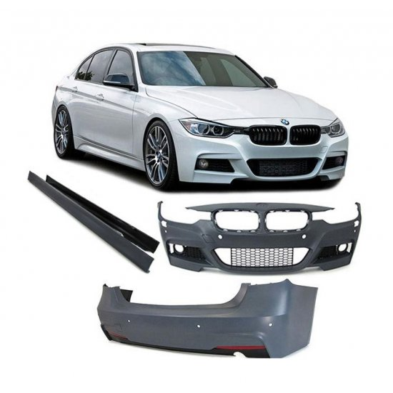 Set odbijačev BMW 3 F30 11-15 M-Technic